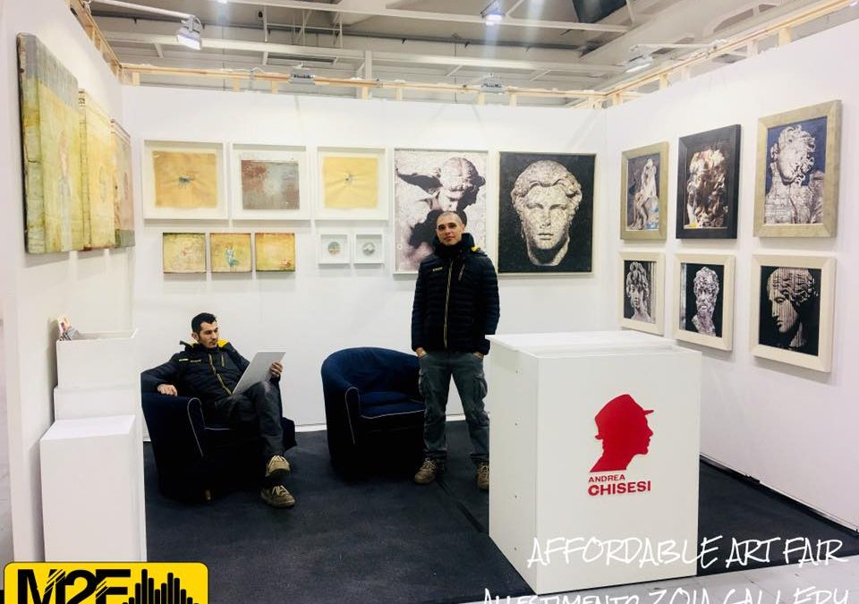 Affordable Art Fair @ Zoia Gallery