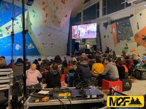 Milano climbing Expo 2019 Diretta Facebook e Youtube con commento tecnico e replay.