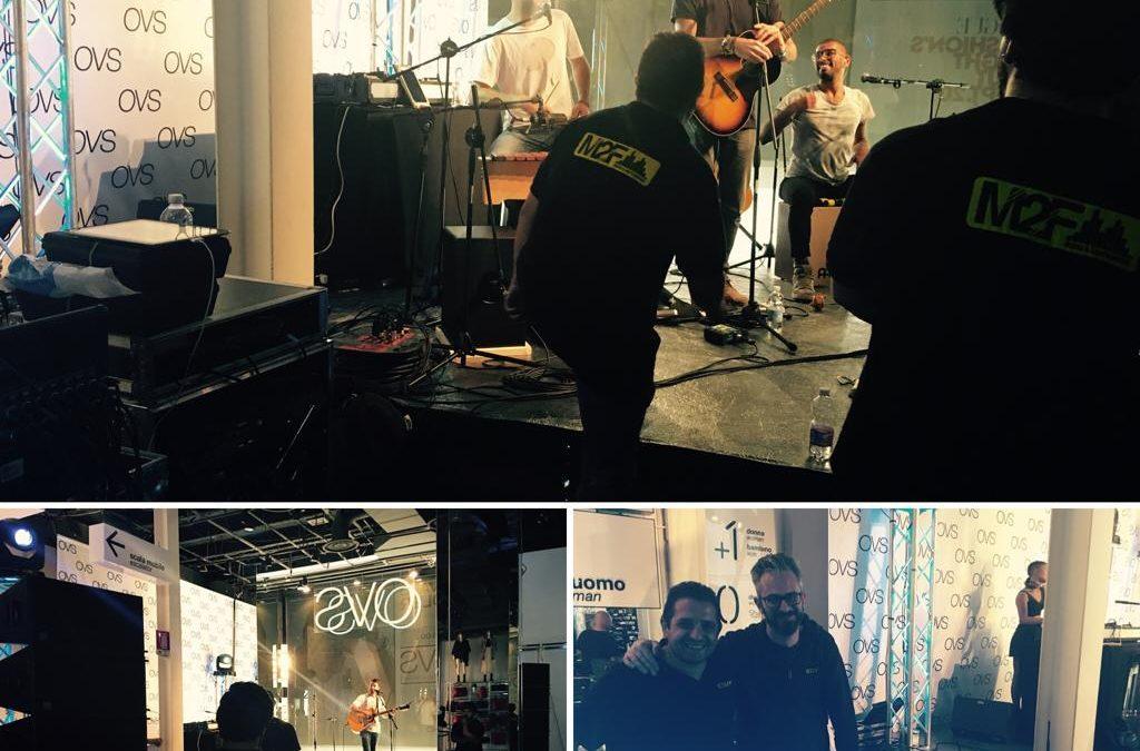 Vougue fashion night W/Alvaro Soler